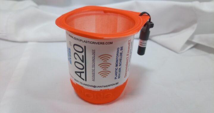 Plastic track-systeem, Gps-tracker voor onderzoek
